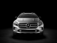 Mercedes-Benz GLA Showcar Studio; 2013