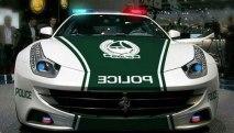Dubai Police Adds Ferrari FF Alongside Aventador
