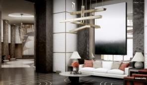 Monaco-Penthouse-geometrically-styled-private-lobby1