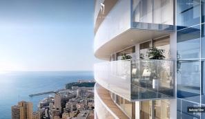 Monaco-Penthouse-glass-balconies-with-ocean-views1