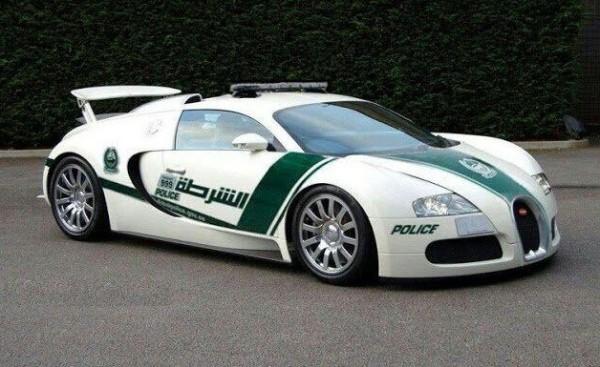 سيارة بوجاتي بوجاتي شرطة بوجاتي