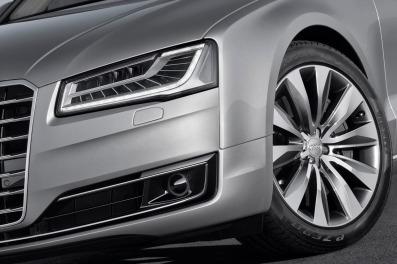 Audi A8 TFSI quattro