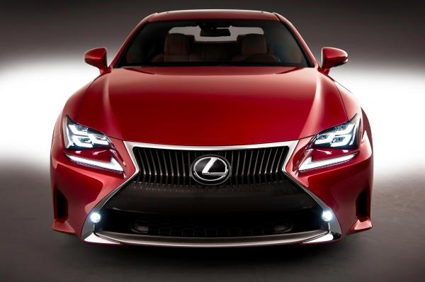 2015-Lexus-RC-front-grille