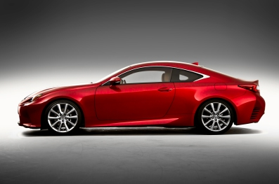 2015-Lexus-RC-side-profile