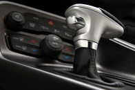 2015 Dodge Challenger TorqueFlite 8-speed electronic shifter