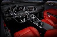 2015 Dodge Challenger SXT Plus (shown in Ruby Red/Black)
