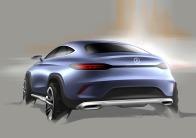 Mercedes-Benz Concept Coupé SUV, 2014